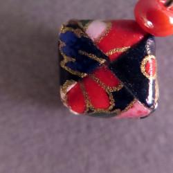 kleine Origami Ohrringe