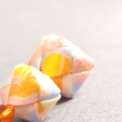 Candy Ohrringe aus Papier
