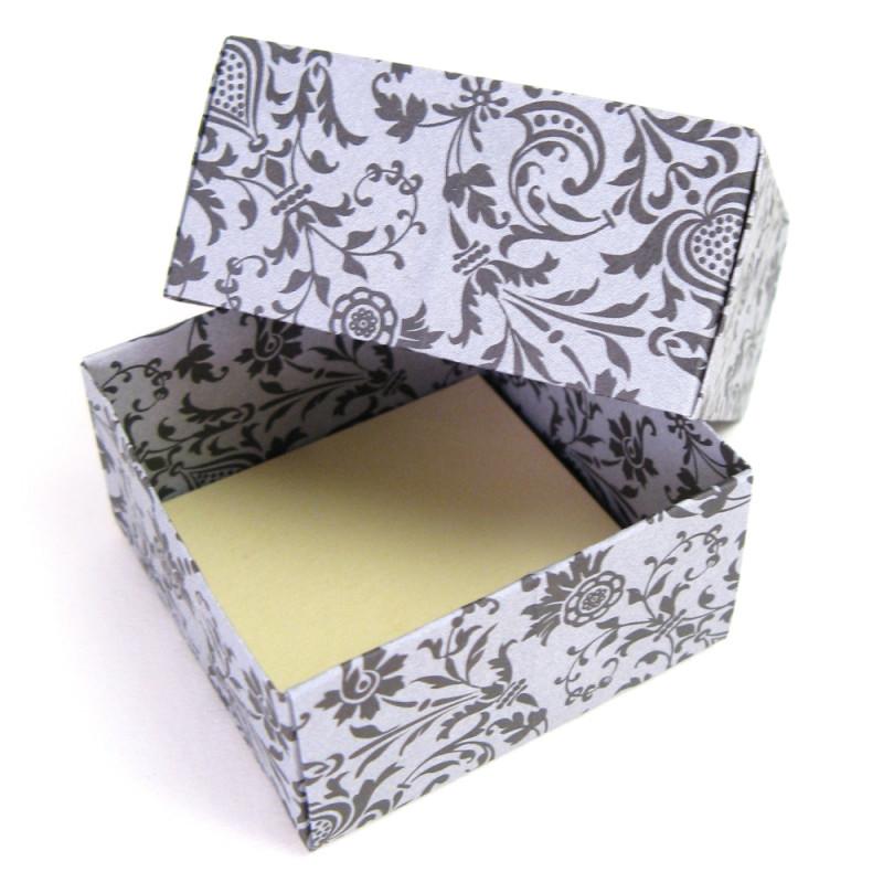 Geschenkbox im Vintage Style