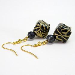 Damen Ohrringe mit Perle